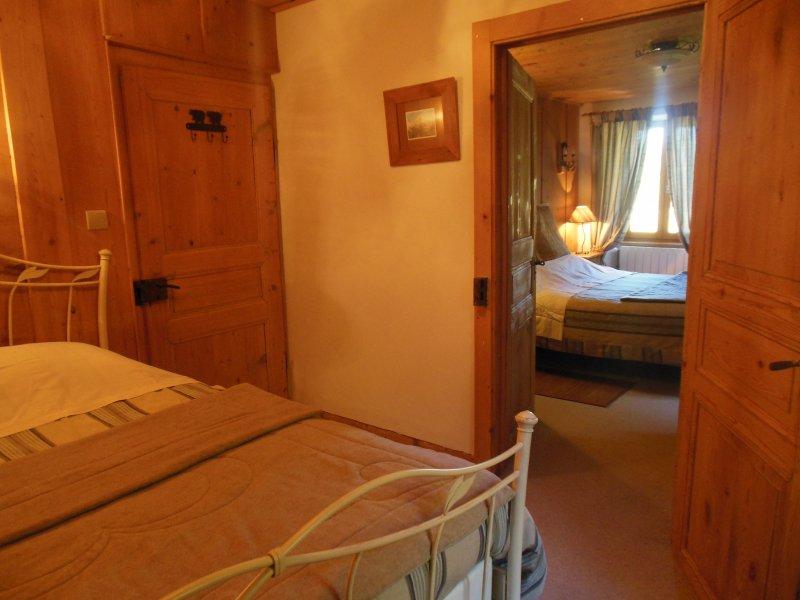 Chambres d 39 h tes l 39 anatase vallorcine mont blanc chalet l 39 anatase - Chambres d hotes chamonix ...